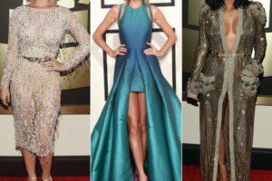 Poznati na crvenom tepihu: Grammys 2015