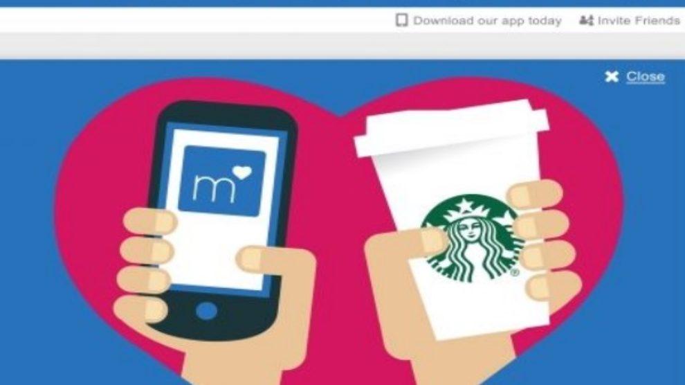 Starbucks ljubavni sastanak