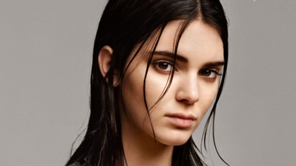 Kendall Jenner zaštitno lice Calvin Klein Denim jeansa!