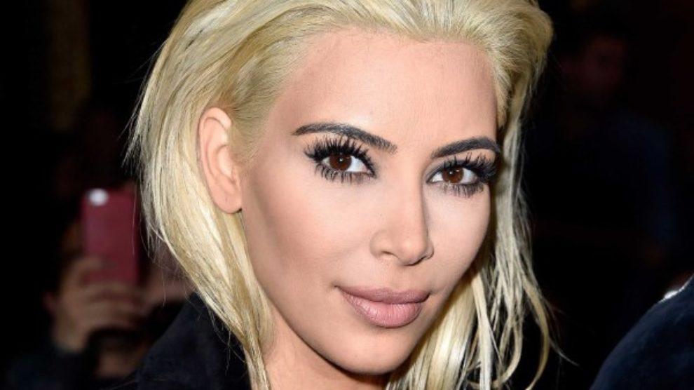 Kim Kardashian nije više plava!