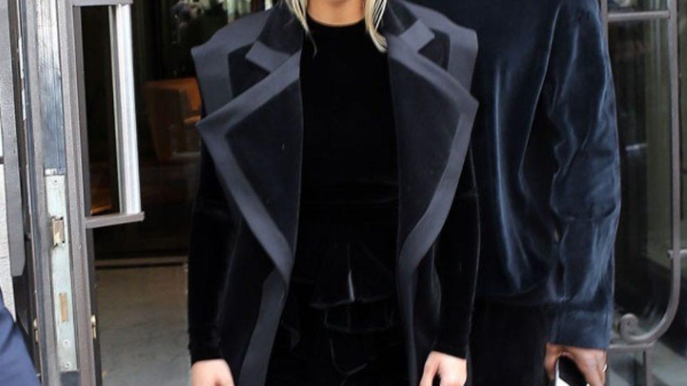 Kim Kardashian postala plavuša?!