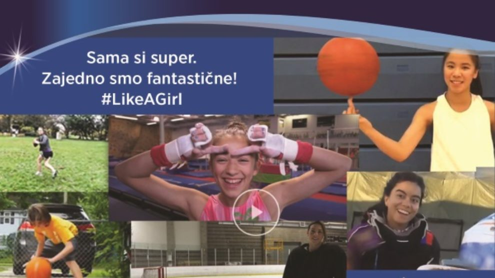 Novi Always #LikeAGirl video – u čast Dana žena!