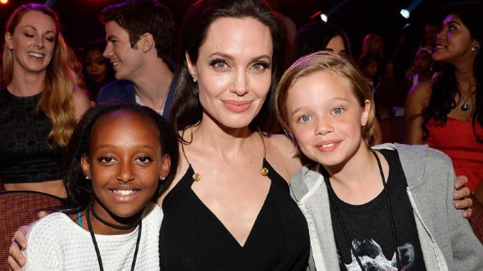Poruka Angeline Jolie deci širom sveta