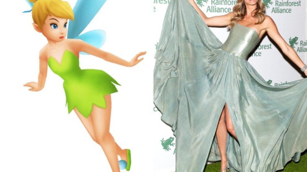 Poznate zvezde kao Dizni princeze!