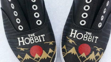 Savršene cipele za ljubiteljke knjiga