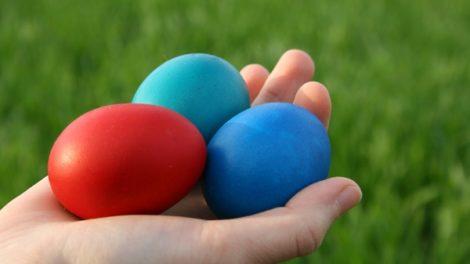 Uskršnja jaja na 6 načina!
