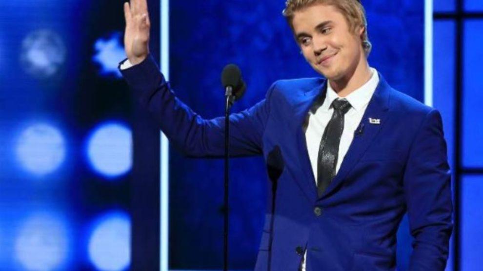Vatreno krštenje Justina Biebera!