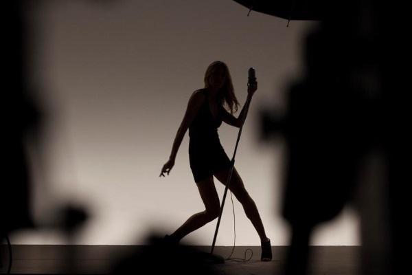 Heidi Klum kao pevačica u novoj reklami