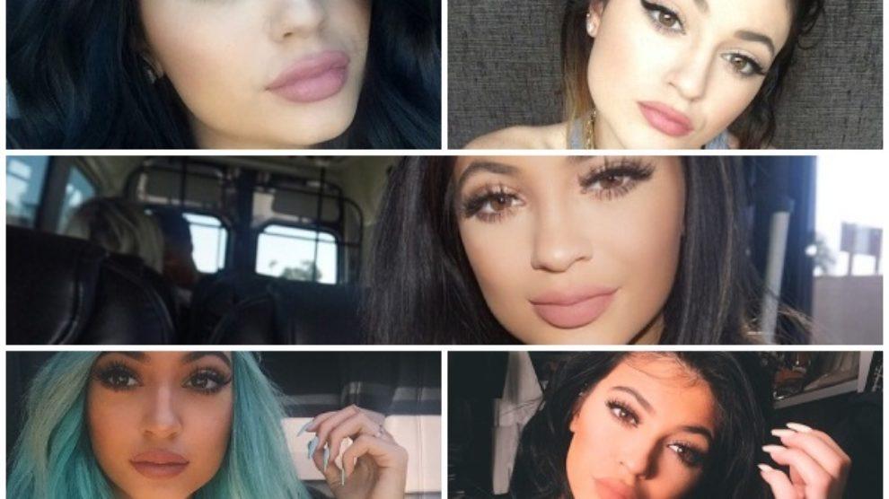 Kylie Jenner priznala da je radila usne!