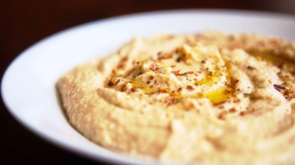 Pravi recept za humus