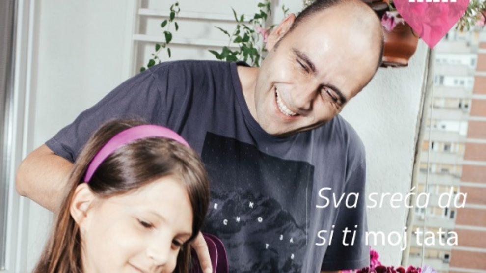 Super tata – kampanja protiv nasilja nad ženama i decom