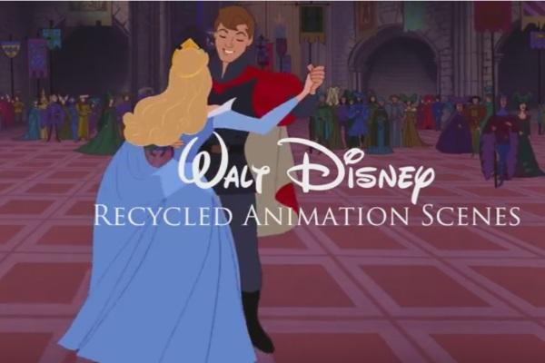 Disney reciklira crtaće?