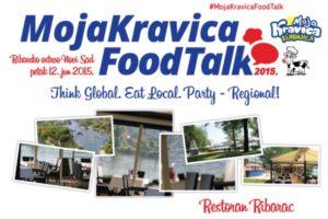 Moja Kravica Food Talk 2015