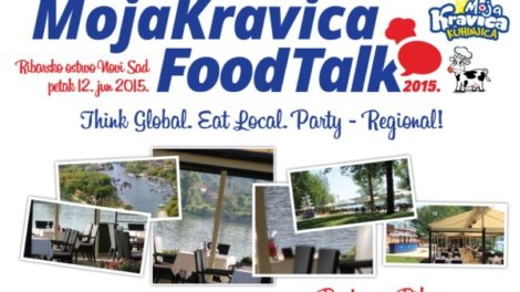 Moja Kravica Food Talk 2015