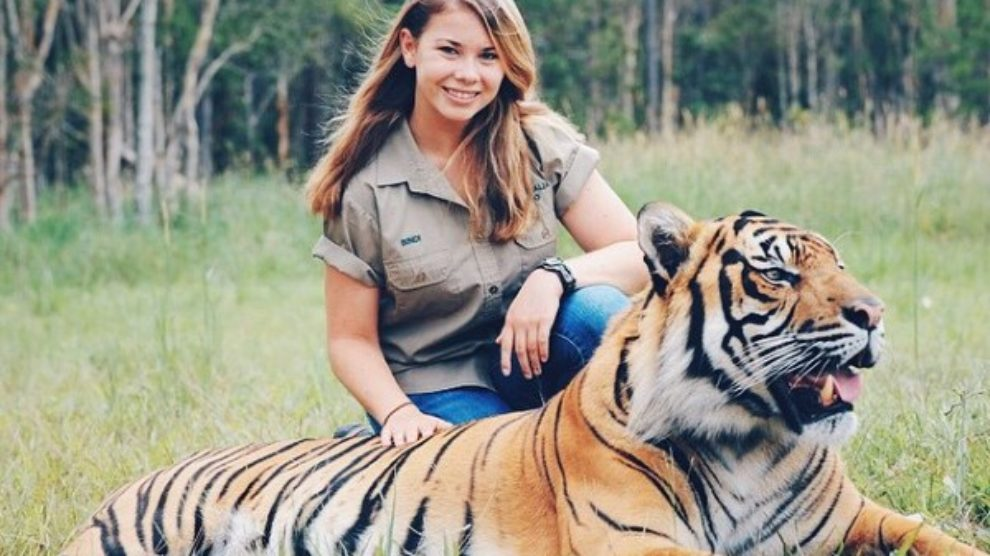 Nastavila očevim stopama: Bindi Irwin ambasadorica životinja