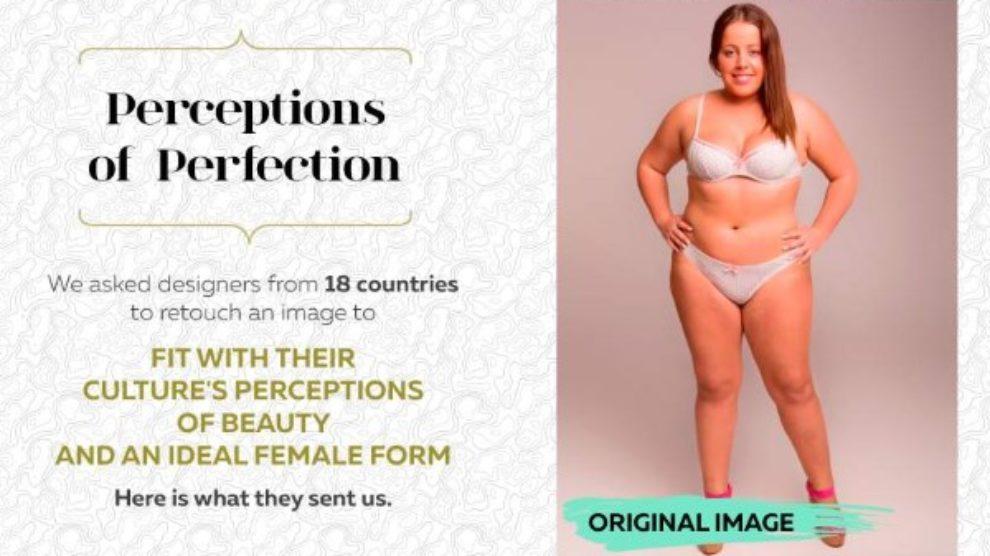 Ovako izgleda idealna žena po merilima 18 zemalja!