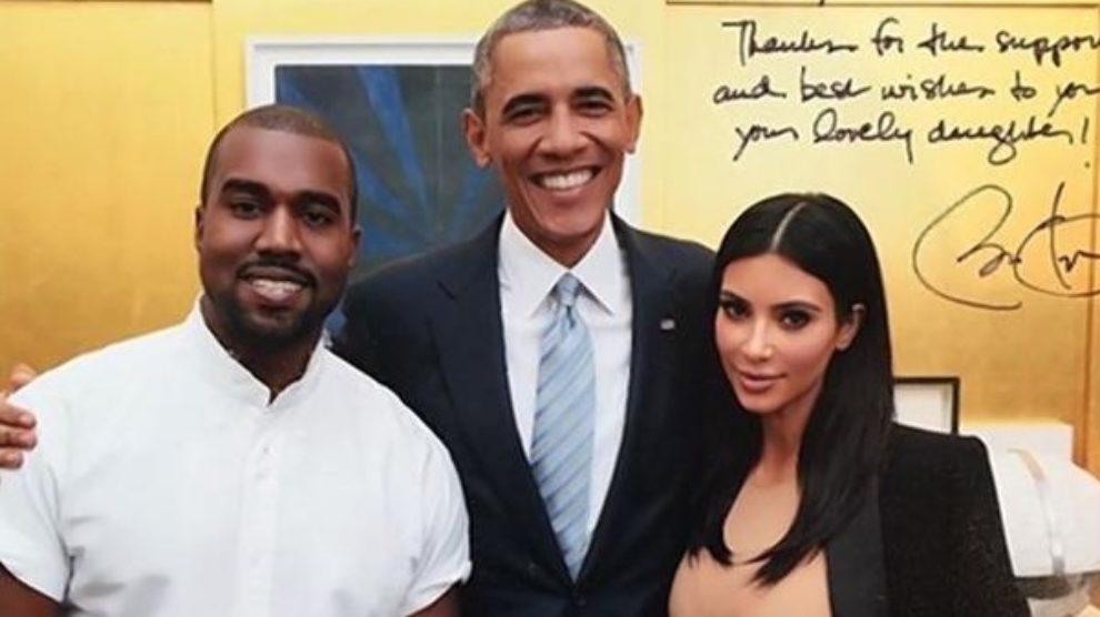 Kim Kardashian u beloj kući?