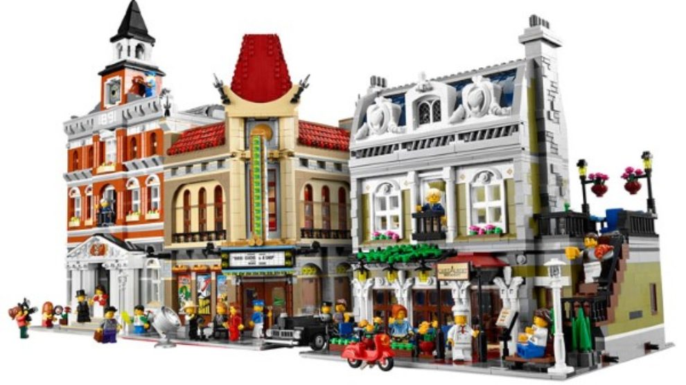 Neviđena Lego izložba u Beogradu!