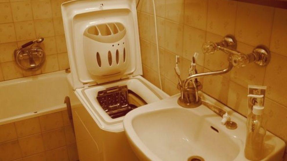 Oprema za kupatilo manje kvadrature