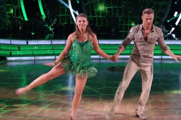 Bindi Irwin briljirala u Dancing With The Stars!