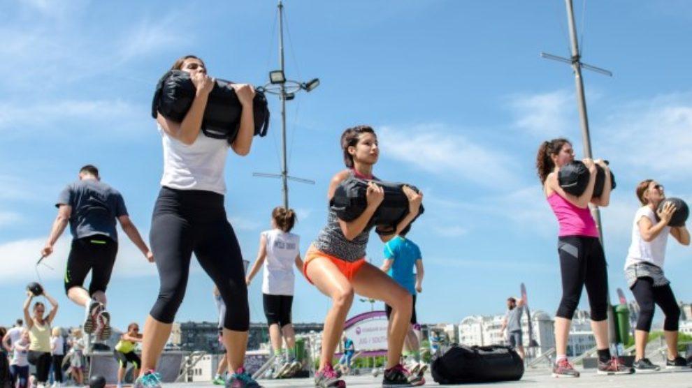 Jesenji besplatni Urban Fitness treninzi