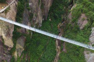 Najveći stakleni most na svetu!