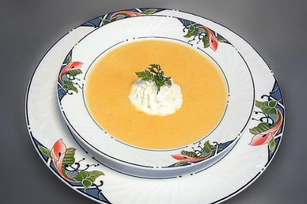 Čorba od šargarepe i narandže