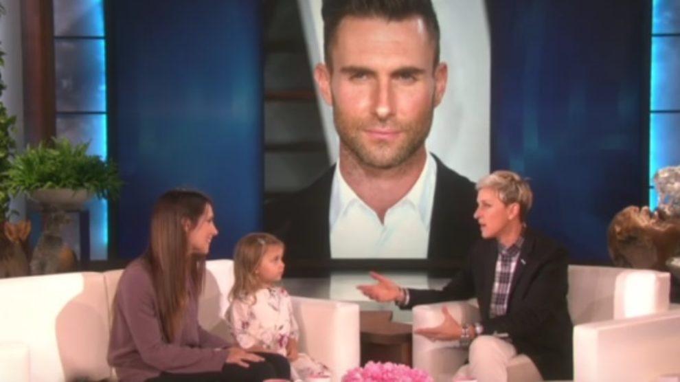 Adam Levine upoznao najmlađu obožavateljku!