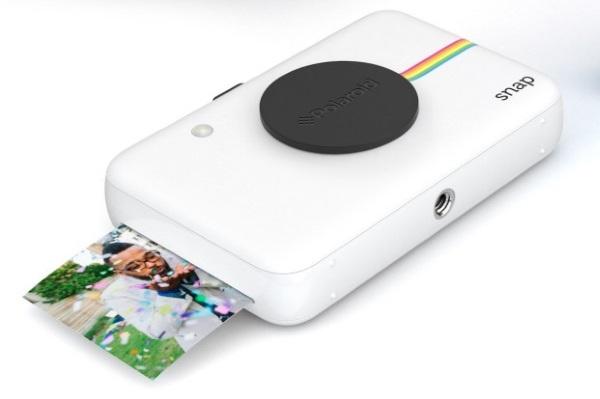Instant Polaroid aparat