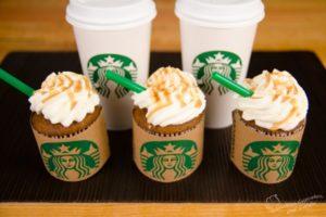 Mafini od kafe a la Starbucks