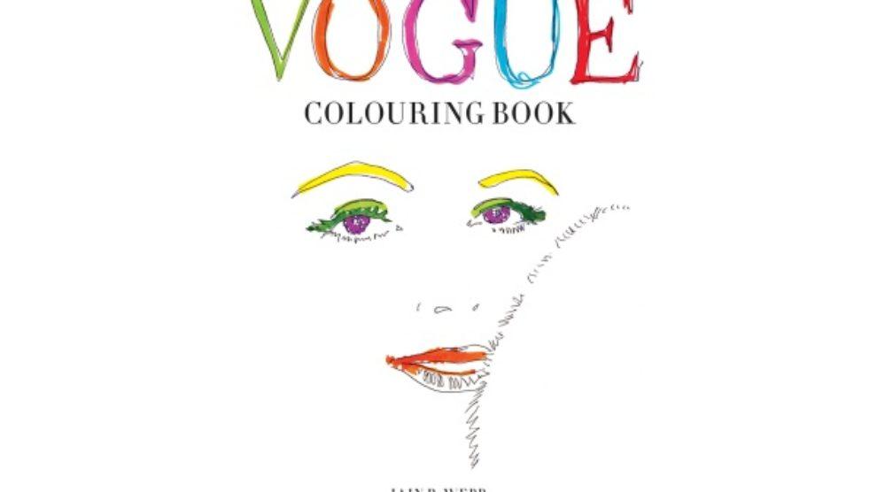 Prva Vogue bojanka za odrasle