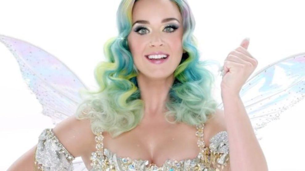 HM i Katy Perry praznična kampanja
