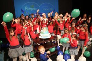 Pampers i Unicef u borbi protiv neonatalnog tetanusa