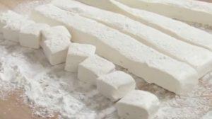 Penaste bombone ili Marshmallows