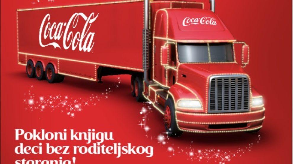 Coca Cola novogodišnji karavan