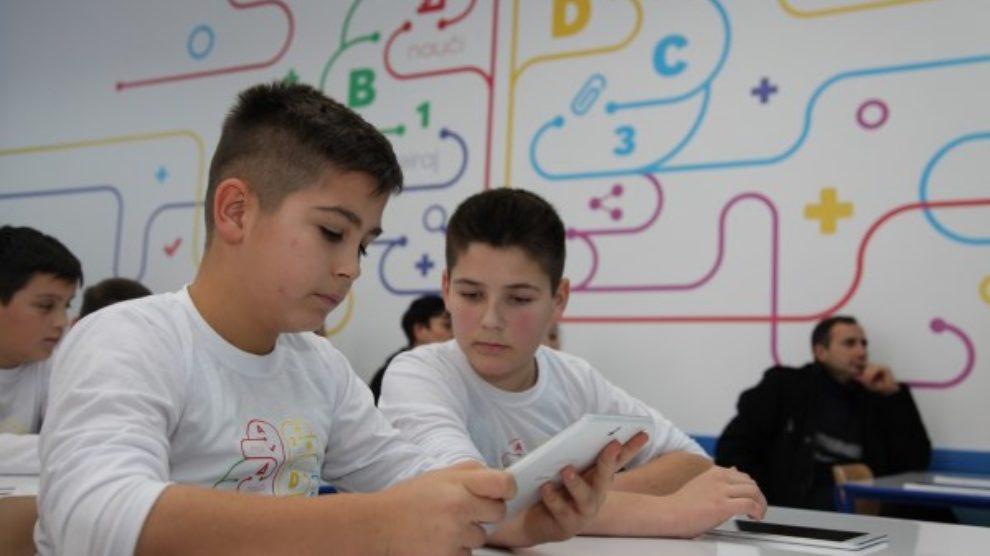 Otvorena peta digitalna učionica u Srbiji!