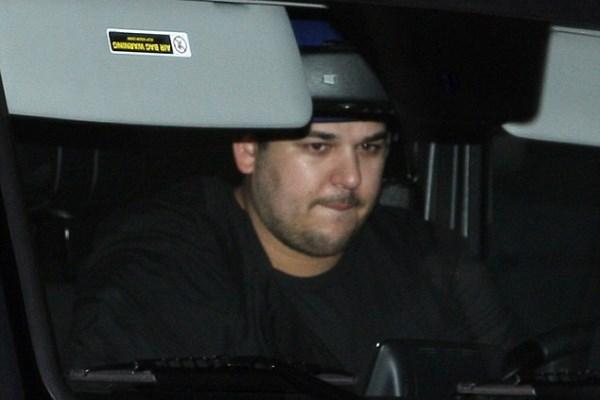 Rob Kardashian oboleo od dijabetesa!