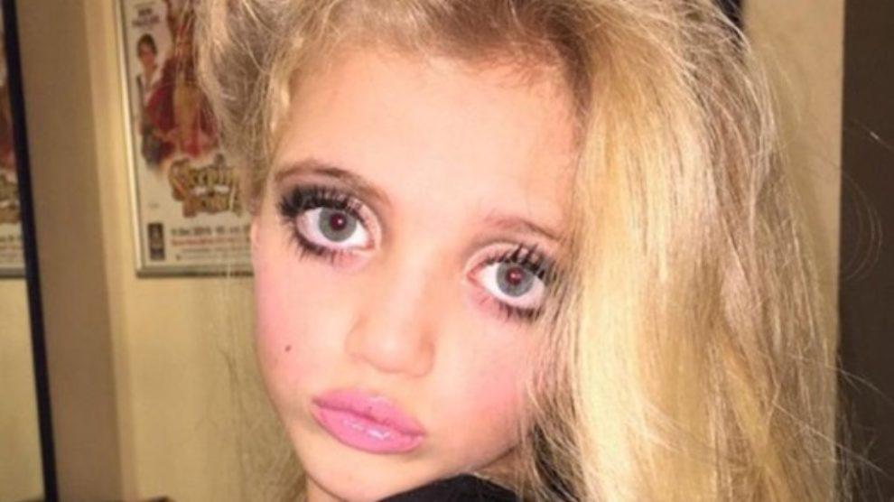 Šminka za devojčice – da ili ne?