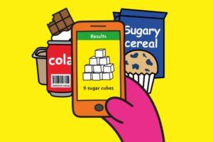 Aplikacija otkriva koliko šećera sadrži hrana koju volite!