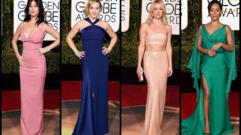 Golden Globes 2016 moda sa crvenog tepiha