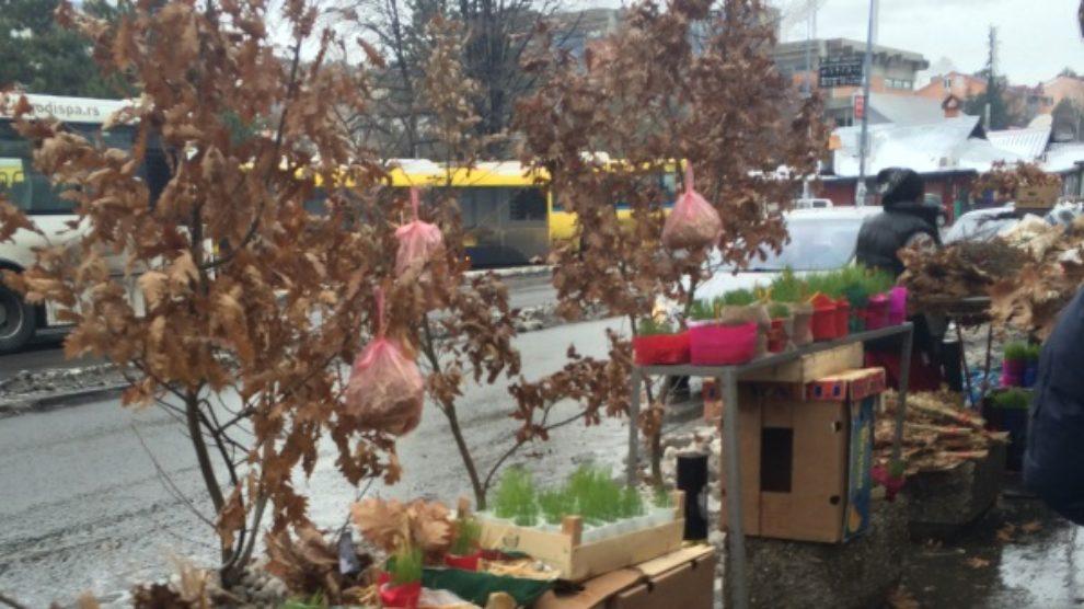 Ovako izgleda Badnji dan u Beogradu