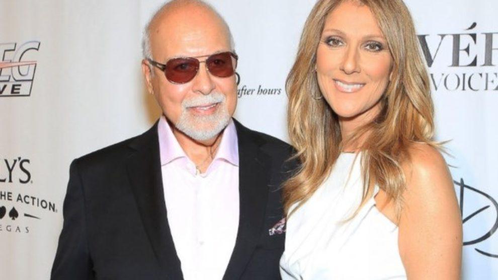 Preminuo muž Celine Dion