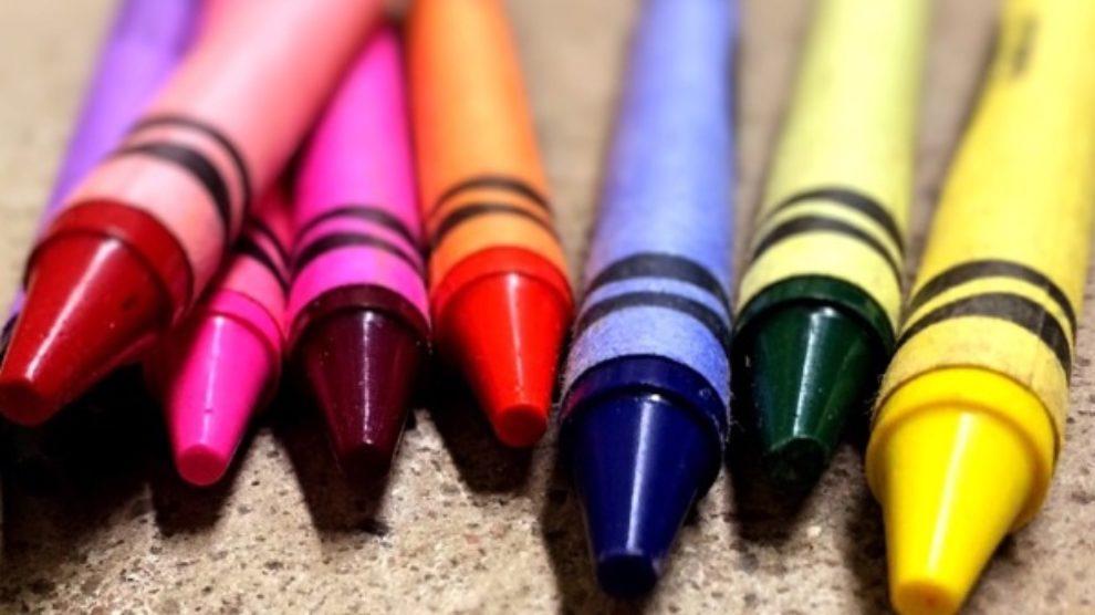 Znate li šta je The Crayon Initiative?