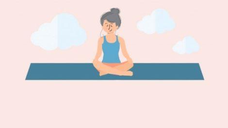 Vežbe joge protiv stresa