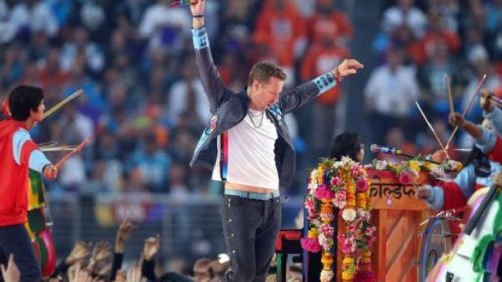 Coldplay fijasko na Super Bowlu!
