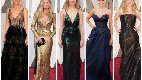 Oscars 2016 moda sa crvenog tepiha [FOTO]