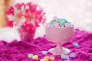 Slatkiši za Dan zaljubljenih