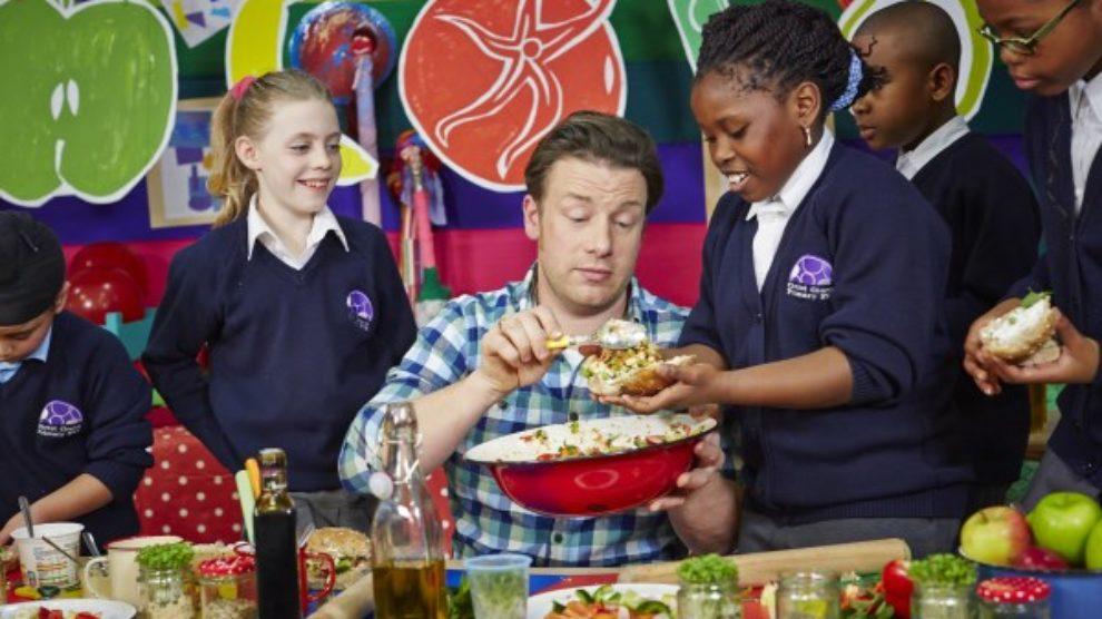 Učite decu o hrani – snažna poruka Jamiea Olivera