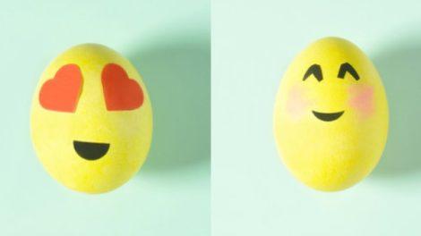 Napravite Emoji uskršnja jaja