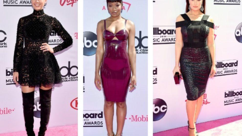 Billboard Music Awards 2016 – moda sa crvenog tepiha